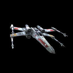 Biggs Darklighter's X-wing