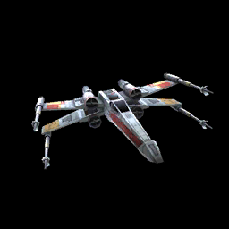 Wedge Antilles's X-wing